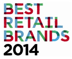 Best Retail Brands 2014