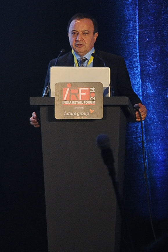 IRF 2014 Speaking