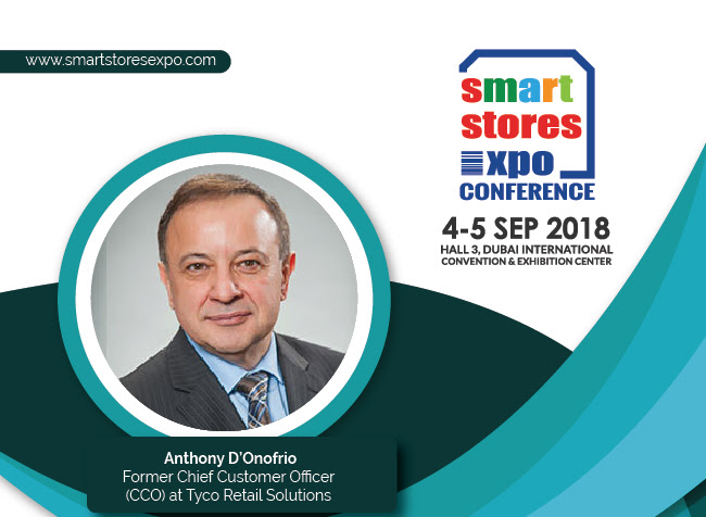 Smart Store Expo Dubai 4-5 September 2018