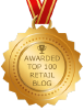 Top 100 retail blog