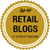 TOP 40 Retail Blogs