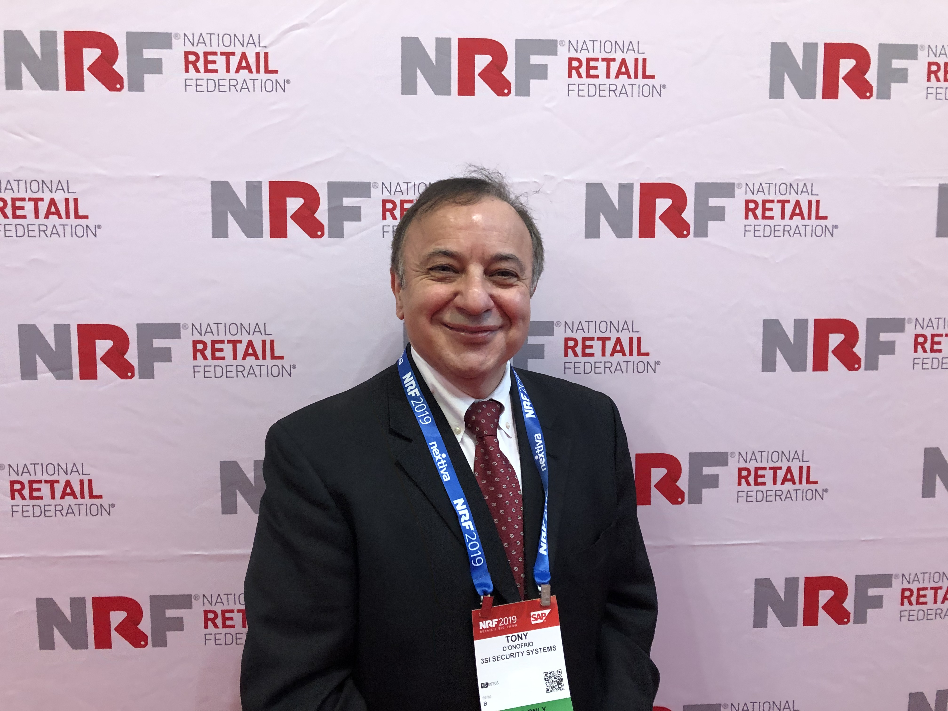 The Godfather of Retail had an amazing NRF 2019